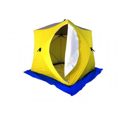 Зимняя палатка Стэк Куб 3 трехслойная