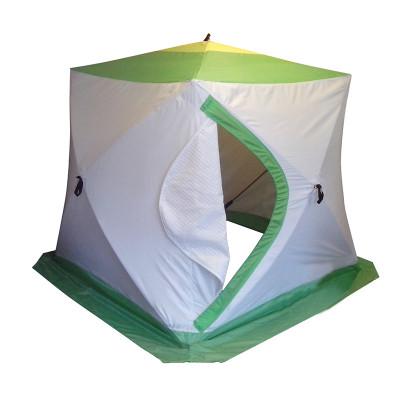 Зимняя палатка Медведь Куб 3 трехслойная