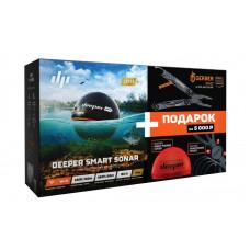 Эхолот Deeper Smart Sonar Pro+ c мультитулом Gerber DIME