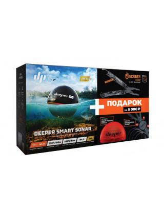 Эхолот Deeper Smart Sonar Pro+ с подарочным набором