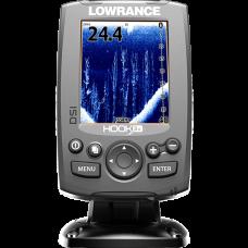Эхолот Lowrance Hook-3x DSI с датчиком 455/800